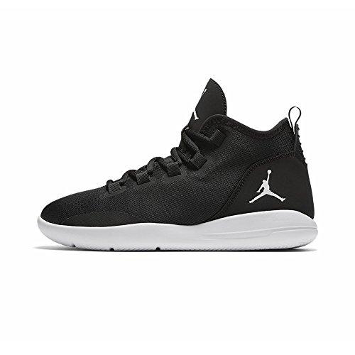 Nike Jordan Reveal Bg- Scarpe da basket da bambini, Nero (Black / White Black White), 37.5 EU