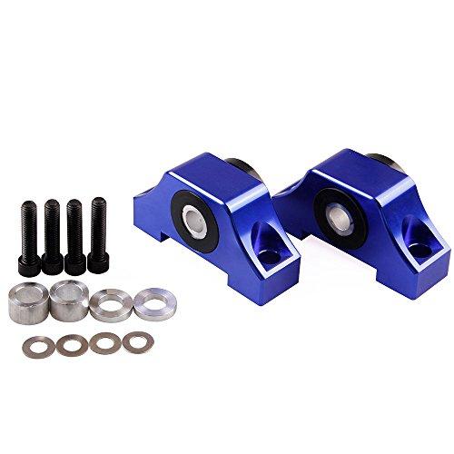 Generic Engine Billet Motor Torque Mount Fit For Honda Civic EG EK B16 B18 B20 D16 Blue Color (B16 Engine Mount compare prices)