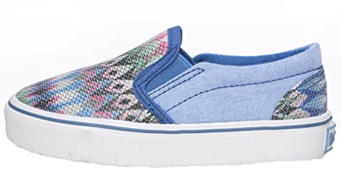 Pointss Boys' and Girls' New Stylish Canvas Loafer Shoes Com