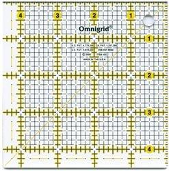 Dritz Omnigrid Quilter's Square 4 1/2