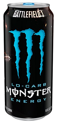 Monster Energy Lo Carb Ounce Pack The Best Energy Drink