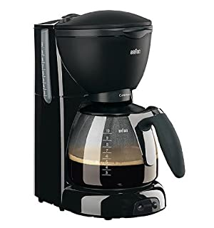 Awesome Braun KF560 CafeHouse Kaffeemaschine Schwarz Beste Angebot Good Ideas