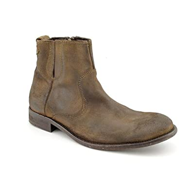 Kenneth Cole New York Men's Game On Boot, Taupe, 8 M US