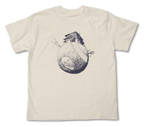 おやすみプンプン プンプン星Tシャツ ナチュラル サイズ:M
