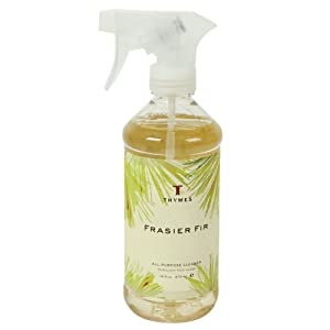 Thymes All Purpose Surface Cleaner, Frasier Fir, 16-Ounce Bottle