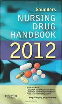 nursing drug handbook pdf free download