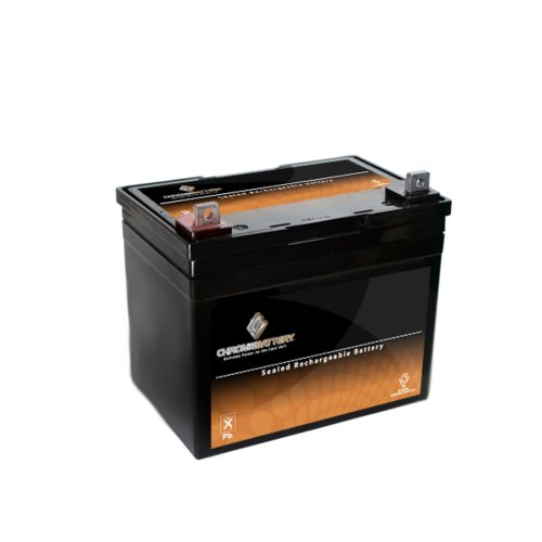 35AH 12V DC DEEPCYCLE SLA SOLAR ENERGY STORAGE BATTERY (Dc Storage compare prices)