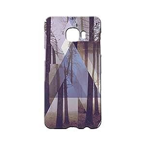 BLUEDIO Designer Printed Back case cover for Samsung Galaxy C5 - G5424
