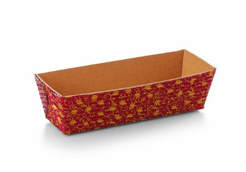paper baking loaf pans Enjoy paper molds for all of the baked goods that you need to make with many  to choose  loaf shaped paper pan 8 5/8 - 1000/case sku: z-vn-pm200fl.