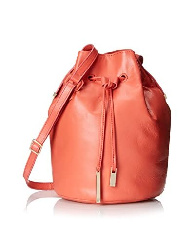 Halston Heritage Women's Bucket Bag, Melon