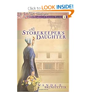 """The Storekeeper's Daughter"" by Wanda E. Brunstetter :Book Review"
