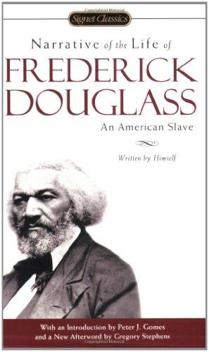 Narrative of the Life of Frederick Douglass (Signet...