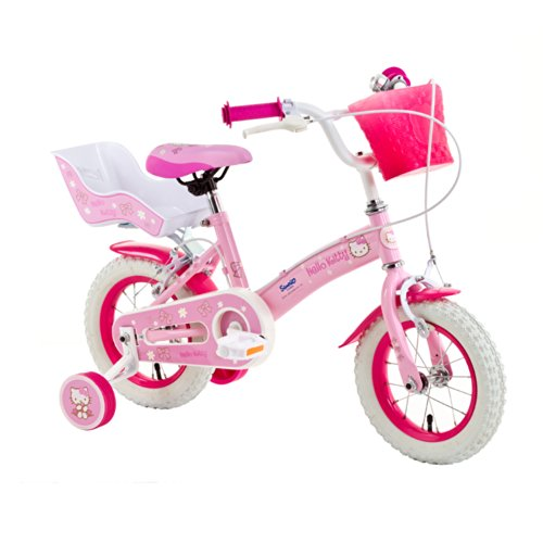 Kinderfahrrad Hello Kitty Princess Kinder Rad 12""