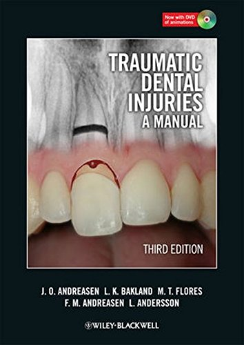 Traumatic Dental Injuries: A Manual [With DVD ROM]