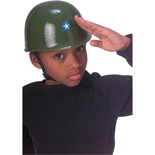 Rubie's Costume Child's Costume GI Soldier Helmet