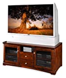 Kathy Ireland Home by Martin Furniture Park View Wood Plasma TV Stand