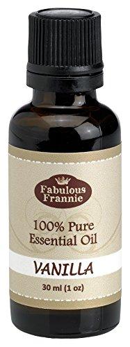 Vanilla Pure Essential Oil Therapeutic Grade- 30ml