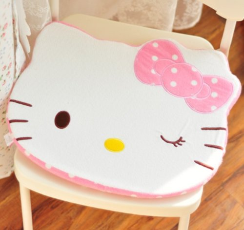 Hello Kitty High Chair front-979608