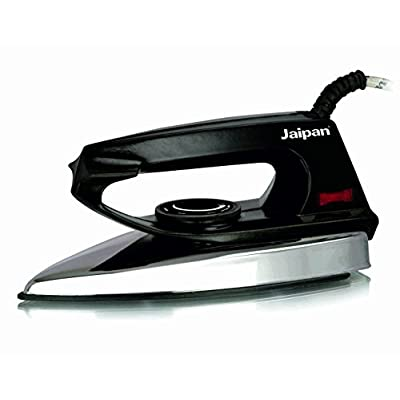 Jaipan Ultra Light 750 W Electric Iron(Silver/Black)