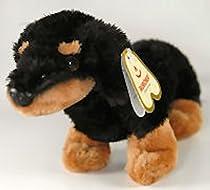 Aurora World - Vienna the Dachshund Mini Flopsie - Soft and Snuggly Plush Stuffed Animal - Small