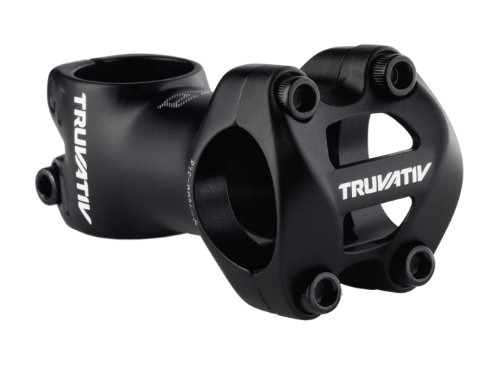 Truvativ AKA All Mountain 60 5-Degree 38 Height 31.8 1-1/8 Stem (Blast Black)