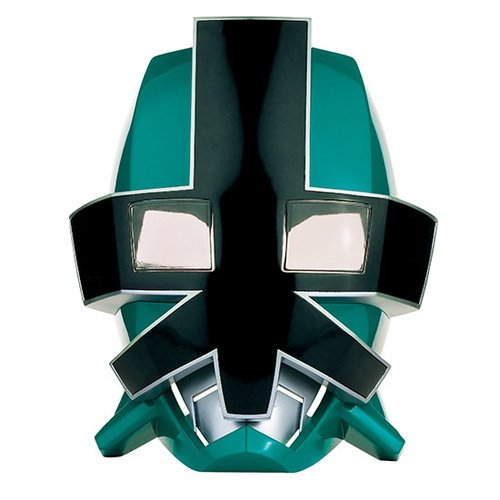 Power Ranger Mega Ranger Mask Forest