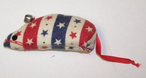 Vo-Toys Take Back America Mouse Cat Toy