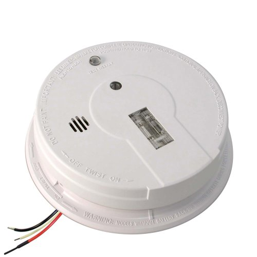 Kidde i12080 Hardwire Smoke Alarm with Exit L...