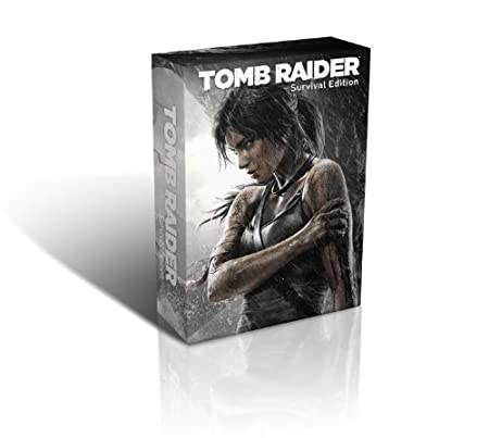 Tomb Raider : survival edition