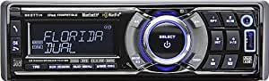 Dual XHD7714 In-Dash CD/MP3 Player with Remote, Built-in Bluetooth, HD Radio, iPod Cable, and 3.5mm Aux Input