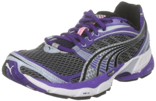 Puma Women's Complete Ventis W Grey/Violet/Black Trainer 184402-06 4.5 UK