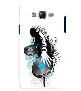 Citydreamz Back Cover For Samsung Galaxy A7 