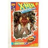 Sabretooth Action Figure - 1994 - X-Men Metallic Mutants - Evil Mutants - Del...
