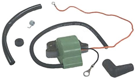 Sierra International 18-5194 Marine Ignition Coil for Johnson/Evinrude Outboard Motor primary