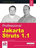 img - for Professional Jakarta Struts 1.1 book / textbook / text book