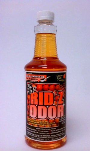 Unbelieveable Rid'Z Odor Concentrate Cleaner - Dreamsicle Orange, Quart front-439100