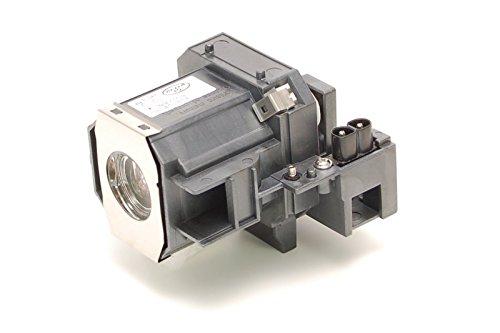 Alda PQ® Premium, Lampada proiettore / di ricambio con Epson CINEMA 550, EMP-TW520, EMP-TW600, EMP-TW620, EMP-TW680, PowerLite HC 400, PowerLite PC 800 proiettori, Alda PQ® lampada con custodia / alloggiamento