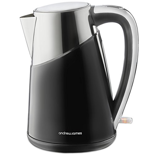andrew james 3000w apollo fast boil kettle with cordless 1. Black Bedroom Furniture Sets. Home Design Ideas