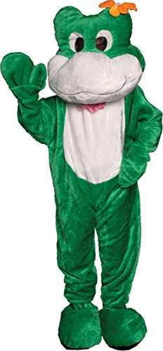 Morris Costumes Men's Frog Mascot Adult One Size