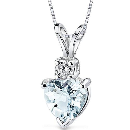 14-karat-white-gold-heart-shape-075-carats-aquamarine-diamond-pendant