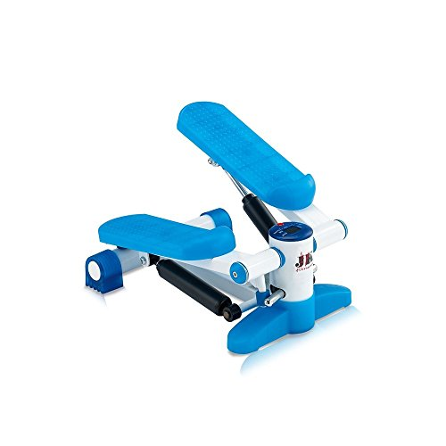 MINI STEPPER JK FITNESS 5010 CON DISPLAY REGOLAZIONE A PISTONI SPORT PALESTRA