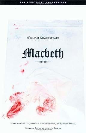 macbeth diary entry