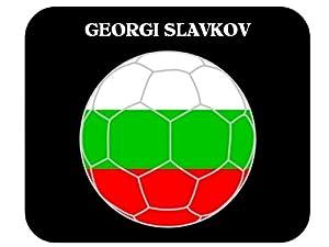 Georgi Slavkov (Bulgaria) Soccer Mouse Pad