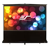 "Elite Screens F80NWX ezCinema Series Portable Projection Screen (80"" Diag. 16:10 42""Hx67.2""W)"