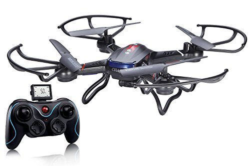 Holy Stone F181 RC Quadcopter Drone with HD Camera RTF 4 Channel...