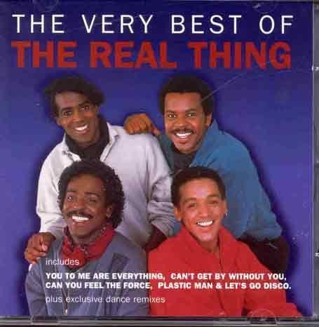 The Real Thing - Best of (Digi), the Very - Zortam Music