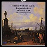 Wilms: Symphonies 1 & 4; Overture in D Major [SACD]