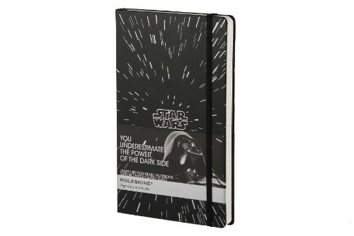 Moleskine Limited Edition Star Wars Ruled Large 