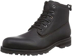 BOSS orange booterk 10185169 01 combat boots de snowboard pour homme - Noir - Noir, 42 EU