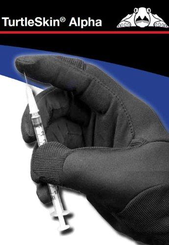防刃・穿刺対応手袋 タートルスキン アルファ Mサイズ